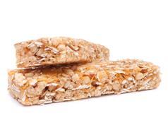 healthy munchies - stock photo