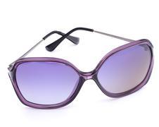 stylish female sunglasses - stock photo
