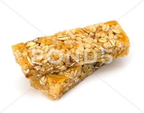 Stock photo of healthy munchies