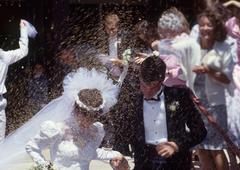 Wedding Rice Stock Photos