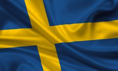sweden - stock illustration