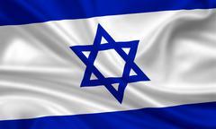 israel - stock illustration
