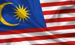 malaysia - stock illustration