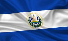 El salvador Stock Illustration