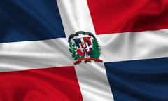 Stock Illustration of dominican republic