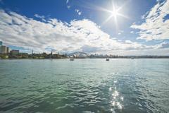 Stock Photo of sydney harbour
