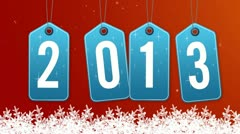 2013 New Year Stock Footage