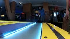 Skee Ball V4 - HD Stock Footage