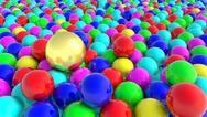 Colorful balls Stock Photos