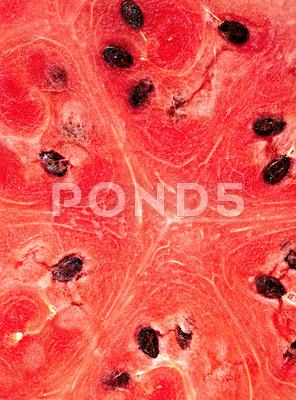 Stock photo of watermelon