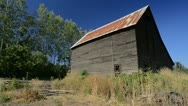 Old Barn 01 Stock Footage
