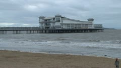 Grand Pier Stock Footage