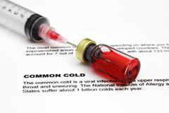 cold disease - stock photo