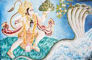 Mural Stock Illustration
