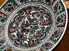 Romanian traditional ceramics 17 Stock Photos
