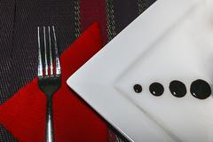 arrangement of food 28 - stock photo