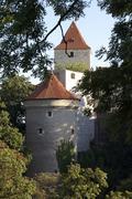 Prague castle - stock photo