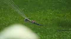 Irrigation. - stock footage