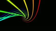 color twist - stock footage
