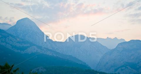 Stock photo of Mountains, Turkey