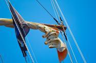 Mast, sail Stock Photos