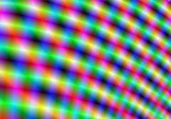 color light streaks - stock illustration