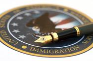 Stock Photo of immigration