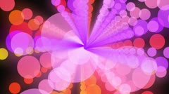 color flare - stock footage