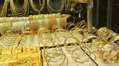 Goldschwenk3 Stock Footage