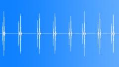 Cobbler Compressed air nail gun Sound Effect