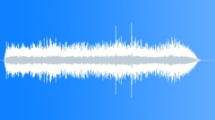 Tarmac flattening machine Sound Effect
