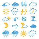 Stock Illustration of weather icon