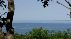Observation Hill Martha's Vineyard Stock Footage