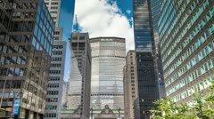 MetLife Building in New York City Stock Footage