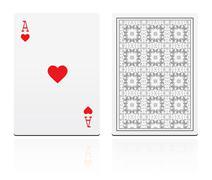 Card Stock Illustration