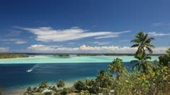 Magical Bora Bora Stock Footage