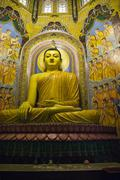Stock Photo of Meditating Buddha