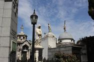 Views of Buenos Aires Stock Photos