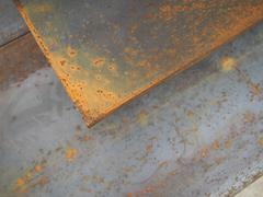 Rust grunge metal Stock Photos