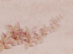 art floral grunge background - stock illustration