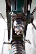 drilling machine - stock photo