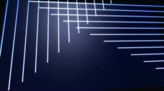 Graph line - stock footage
