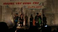 Dance performance Stock Footage