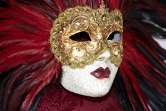 Stock Photo of venezian mask
