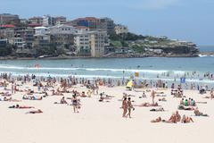 Bondi Beach - stock photo