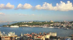 Istanbul Stock Footage