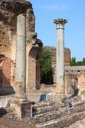 Corinthian columns Stock Photos