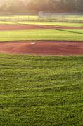 Field of dreams Stock Photos