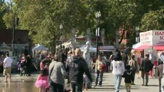 Portland Oregon Stock Footage