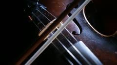 Fiddle 06 - stock footage